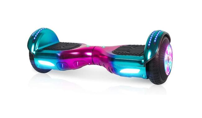 M Megawheels hoverboard