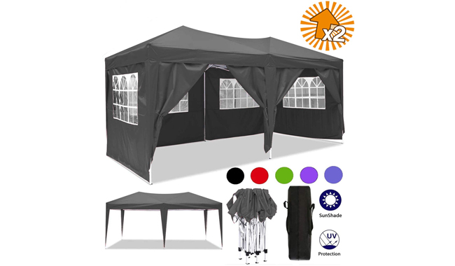 Oppikle 3x3m Pop Up Gazebo