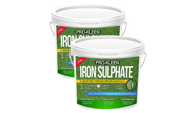 Pro-Kleen Premium Iron Sulphate Moss Killer