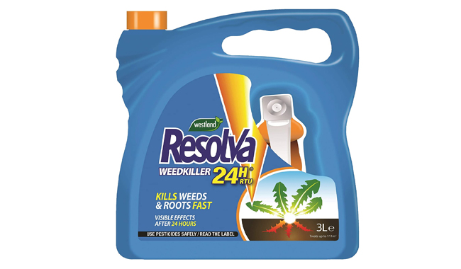 Resolva 24H Ready-To-Use Weed Killer