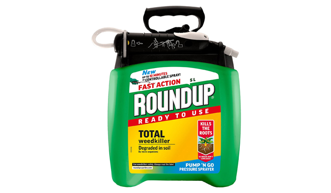 Roundup Pump 'N Go Ready-To-Use Weedkiller