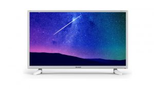 Sharp LC-32HI3221KW 32 Inch HD Ready LED TV with Freeview