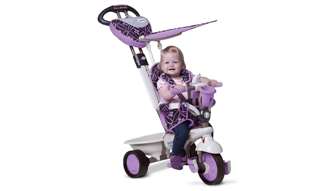 Smartrike 4-in-1 Dream Baby Tricycle