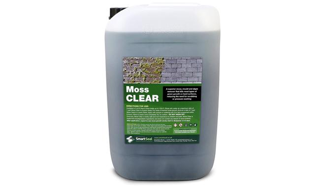Smartseal Fast Acting Moss Killer