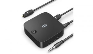 TaoTronics 2-in-1 Bluetooth Transmitter Digital Optical TOSLINK