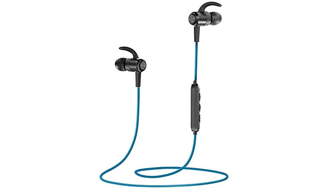 TaoTronics Bluetooth Headphones, 4.2 Wireless Earbuds