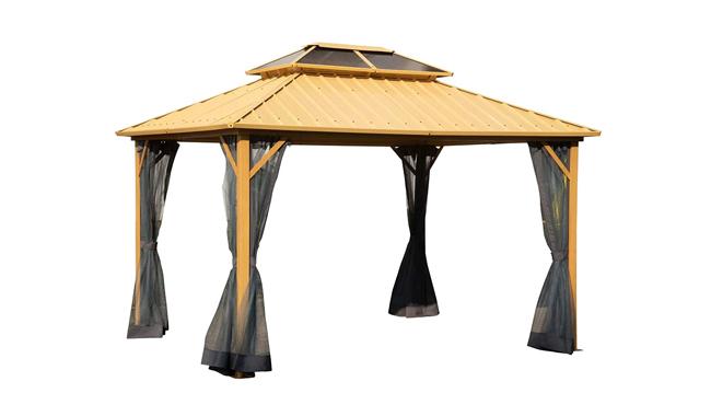 WSN 122-737-640 Canopy Top Gazebo