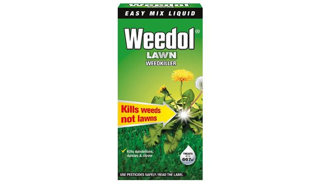 Weedol 3x Lawn Weedkiller