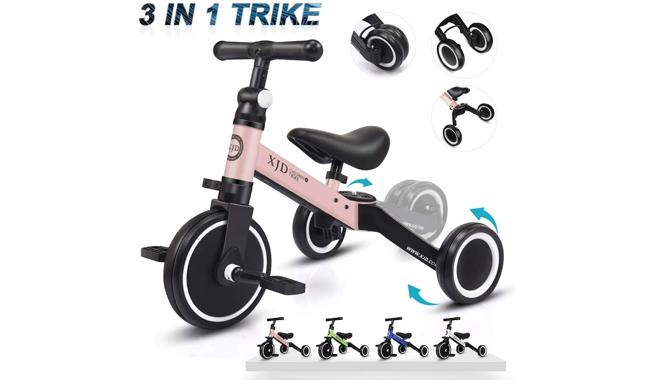 XJD AS003 3-in-1 Kids Trike