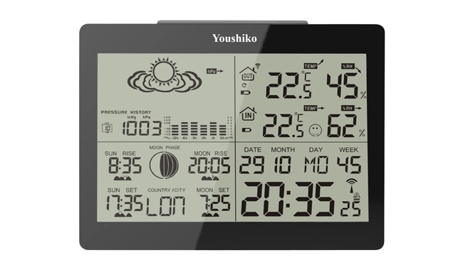 Youshiko Weather Station