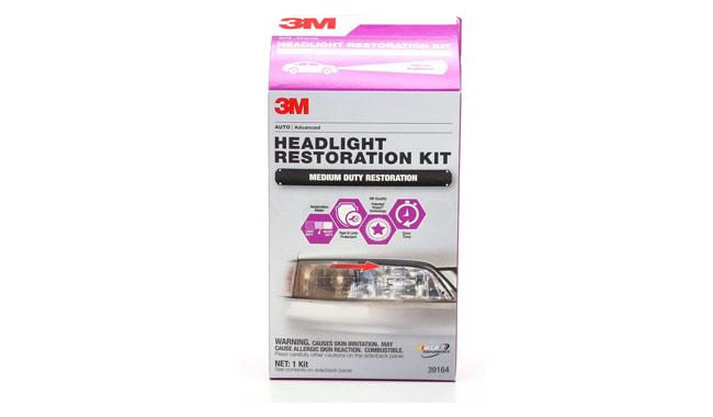3M 39164 Headlight Restoration Kit
