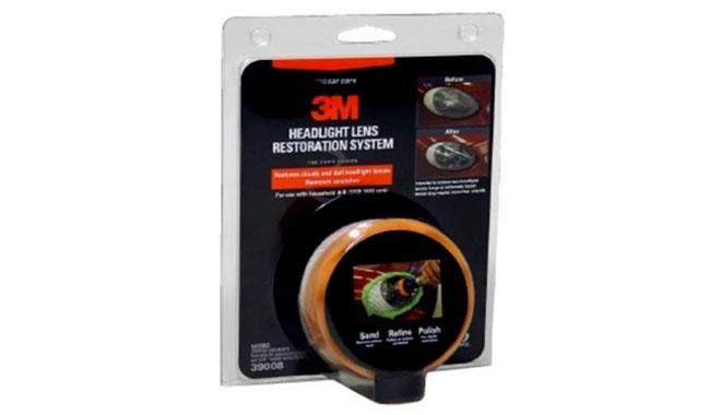 3MTM Headlight Restoration Kit