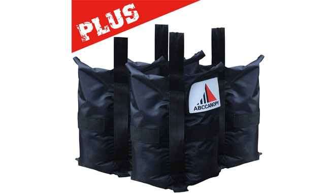 ABC Canopy Heavy Duty Gazebo Weight Bags