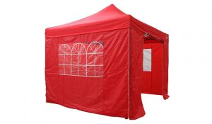 AllSeasons Gazebos 3x3m Waterproof Pop Up Gazebo