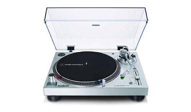 Audio-Technica AT-LP120XUSB Manual Turntable