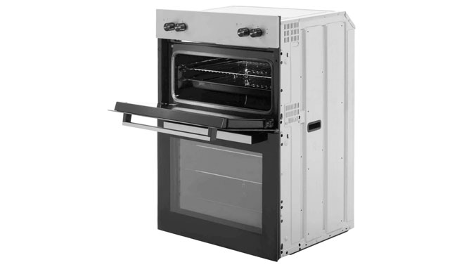 Beko BRDF21000X Built-In Double Oven