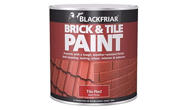 Blackfriar BKFBTMR500 Brick and Tile Paint