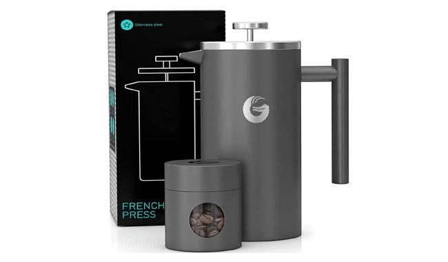 Coffee Gator Cafetière
