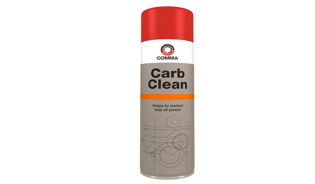 Comma CAC500M Carb Clean Aerosol