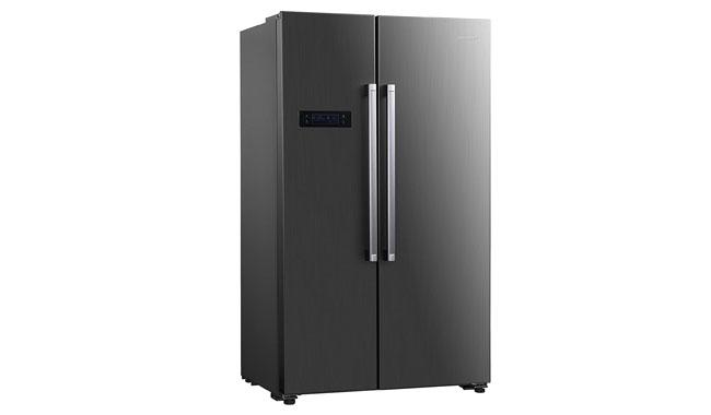 Cookology CSBS500IX American Fridge Freezer