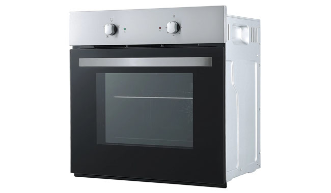 Cookology SFO57SS Built-in Single Electric Fan Oven