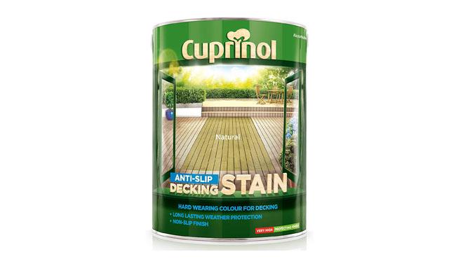 Cuprinol 5097040 Anti-Slip Decking Stain