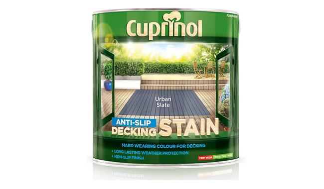 Cuprinol UTDSUS25L 2.5L Decking Stain