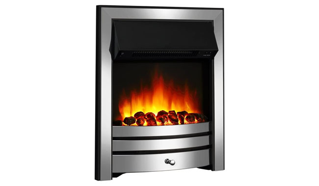 Endeavour E112R-CH Fires Roxby Inset Electric Fire