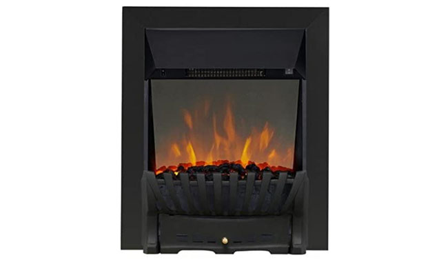 Focal Point Fires FPFAZ00814 Eastleigh LED Inset Electric Fire