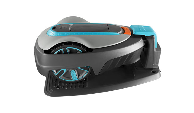 Gardena Smart SILENO Robotic Lawnmower with Internet Connectivity