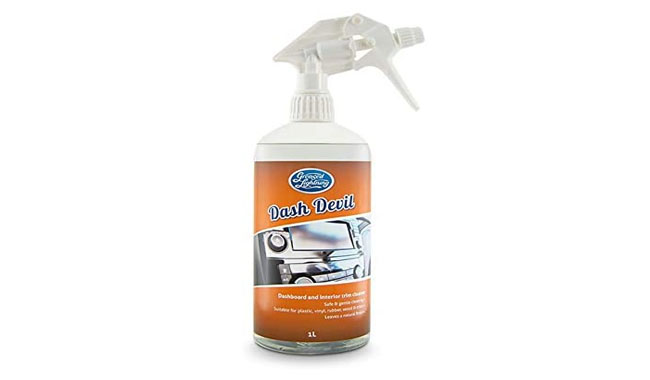Greased Lightning Dash Devil 1 Ltr dashboard and Interior trim cleaner