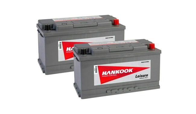 Hankook XV110 Leisure Battery