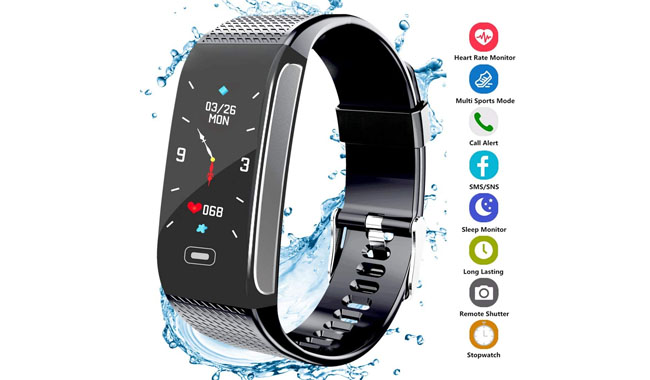 Hocent Fitness Tracker