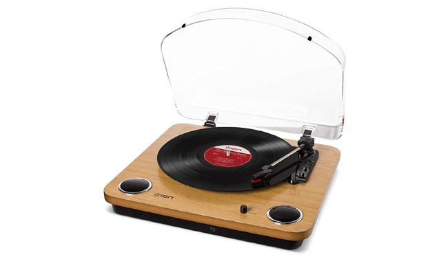 ION Audio Max LP - Vinyl Record Player