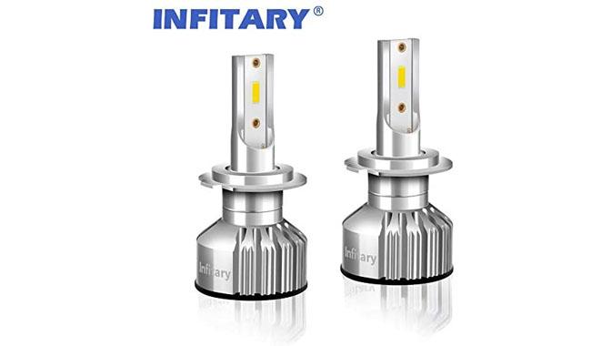 Infitary 2H7 LED Headlight Bulb