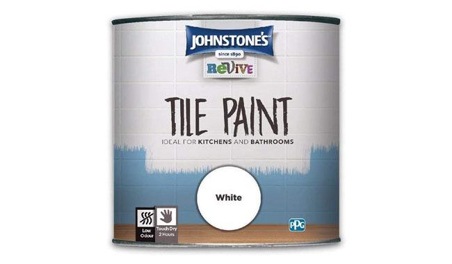 Johnstones Revive Tile Paint