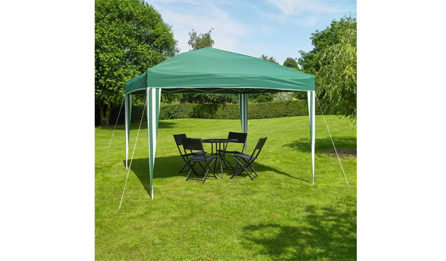 Kingfisher GF4126 3 x 3m Pop-Up Gazebo