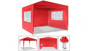 Laiozyen Waterproof Pop up Gazebo