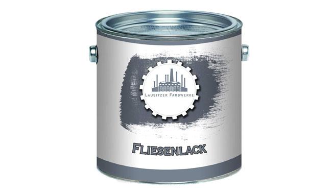 Lausitzer Farbwerk Traditional 2-K Tile Paint
