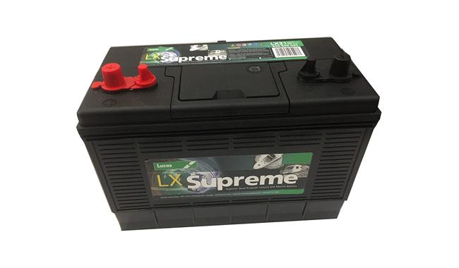 Lucas LX31MF Leisure Battery