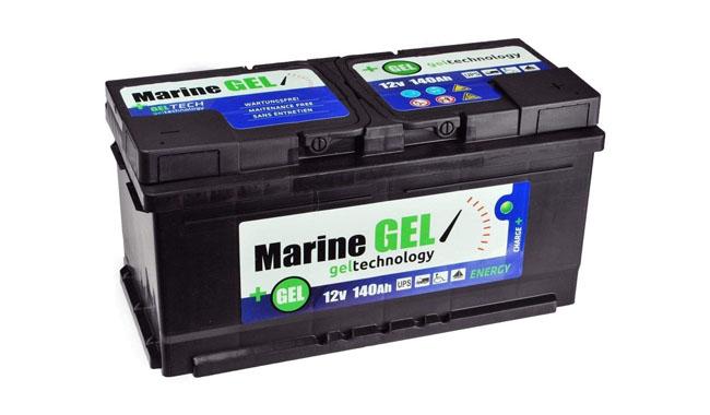 MarineGel 140Ah Leisure Battery
