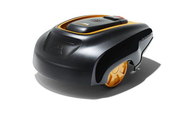 Mcculloch ROB 600 Robotic Lawn Mower