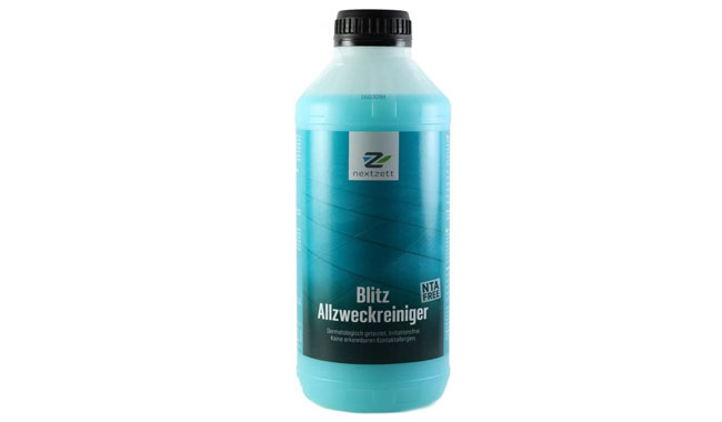 Nextzett (Formerly Einszett) Flash All Purpose Cleaner-Cleaner 1000 ml