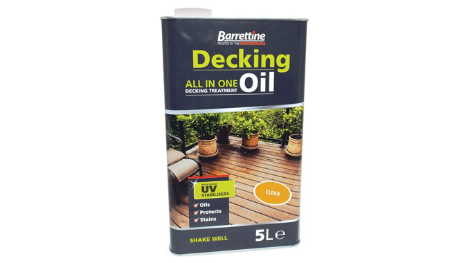 Nourish & Protect DOCL005 Decking Oil