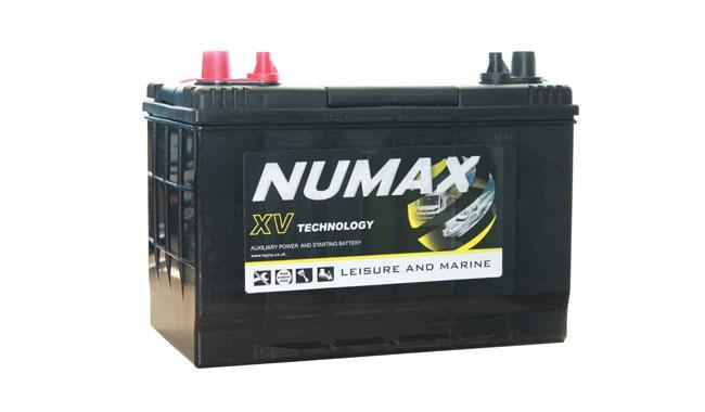 Numax Dual Xv27Mf Leisure Battery