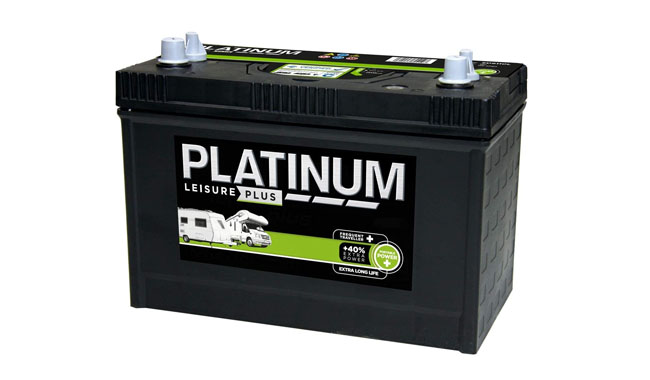 Platinum SD6110L Leisure Battery