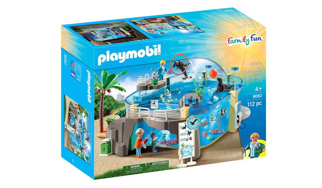 Playmobil 9060 Family Fun Aquarium