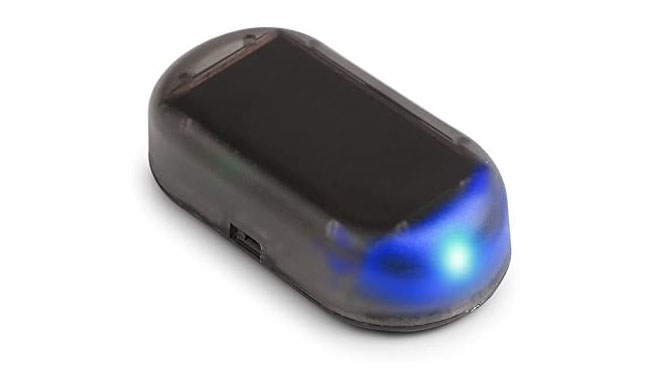Powstro Car Alarm LED Light