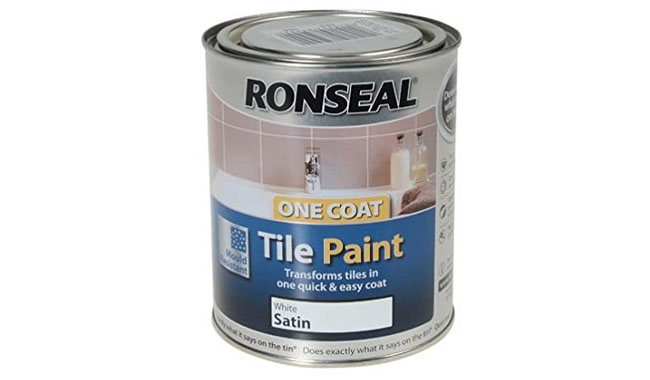 Ronseal RSLTPWS750 One Coat Tile Paint