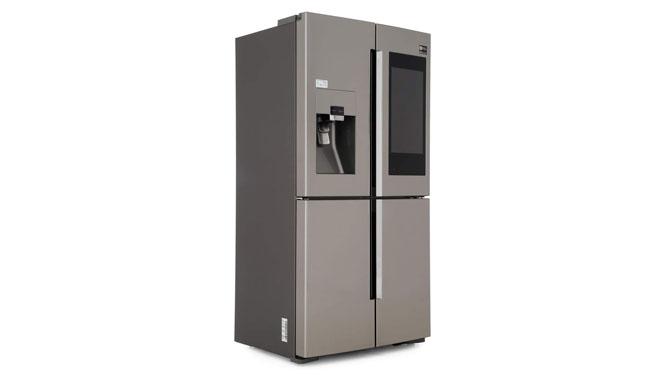 Samsung RF56M9540SR American Freestanding Fridge Freezer